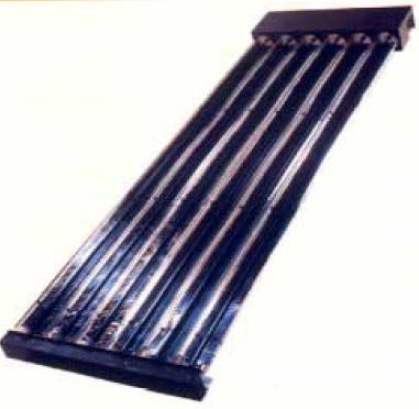 Guidenr solaire thermique les capteurs sous vide suite for Capteur solaire sous vide