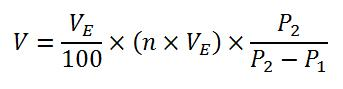 Calcul vase expansion