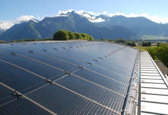 Guidenr solaire thermique actualit solaire thermique - Capteur d energie solaire ...