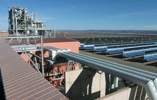 COP22 à Marrakech: Noor, la centrale solaire qui pourrait éclairer le Maroc