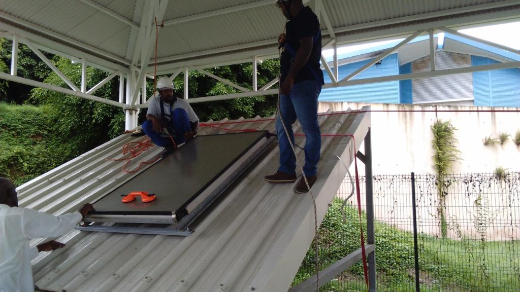 Une formation pour être reconnu RGE Solaire en Martinique
